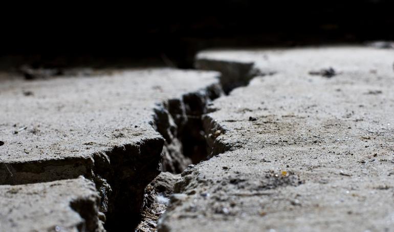 earthquake fault