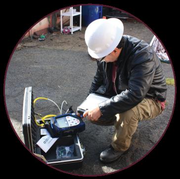 methane-testing-circle