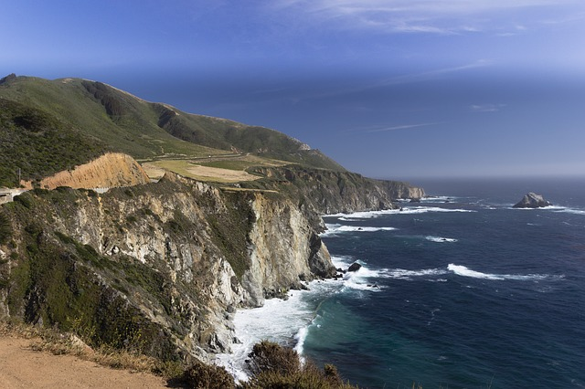 california cliffs risk of collapse