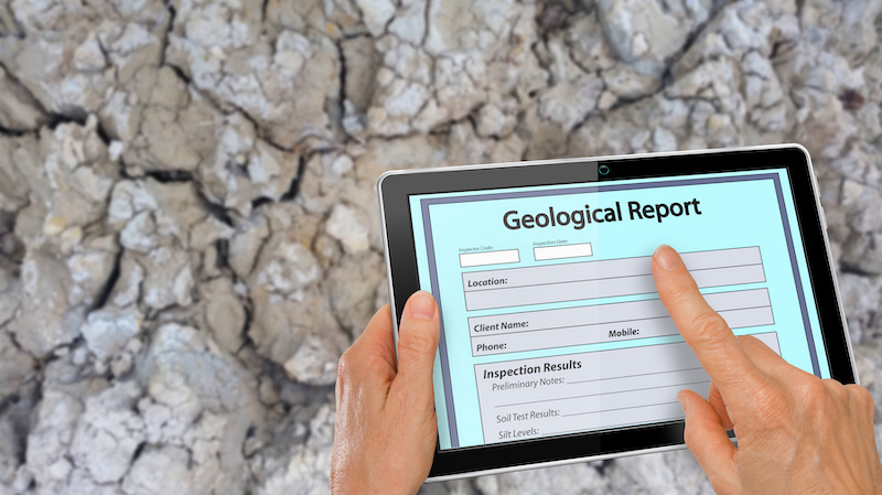 geology report los angeles