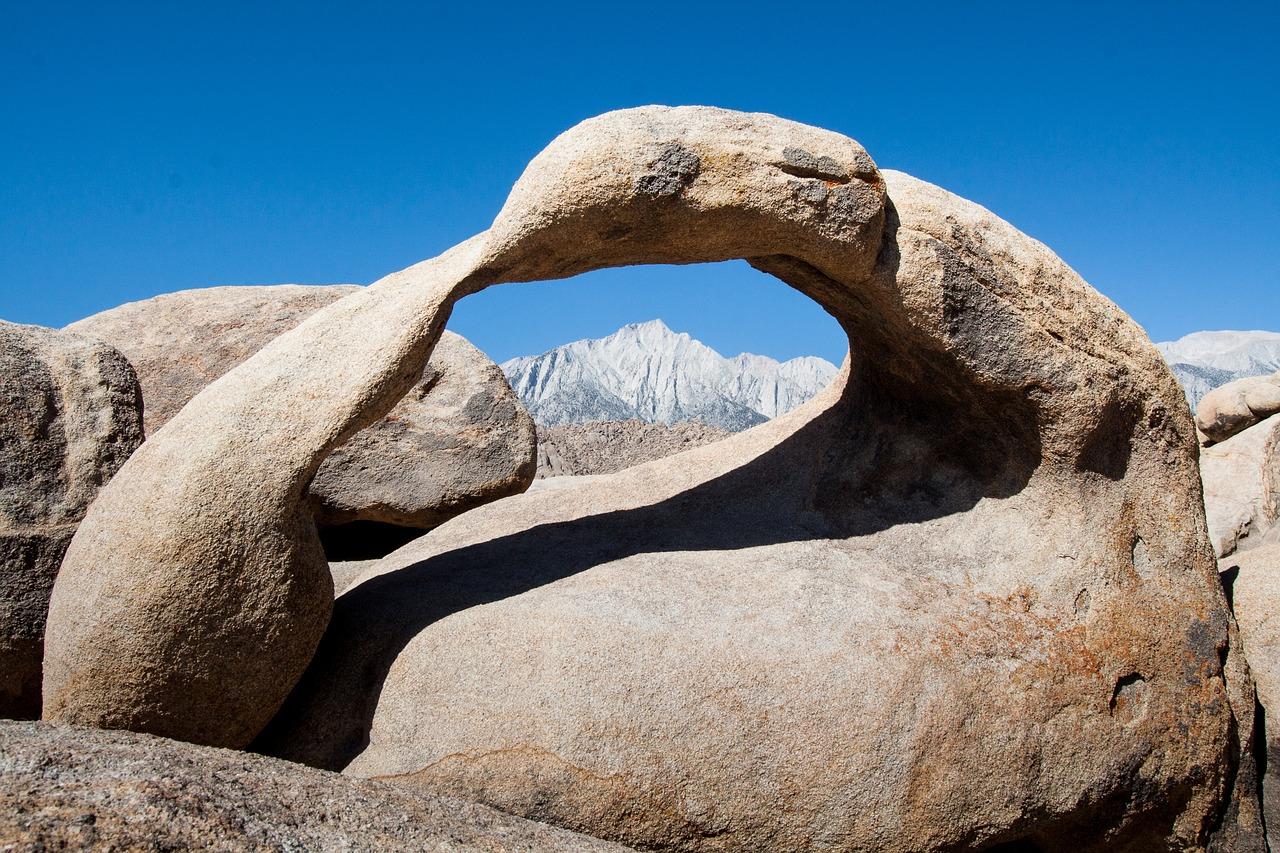 alabama hills california geology
